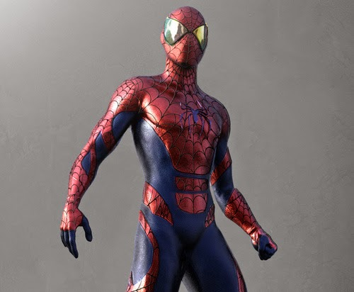 Concept Art For 'The Amazing Spider-Man 2' Shows a Very ...